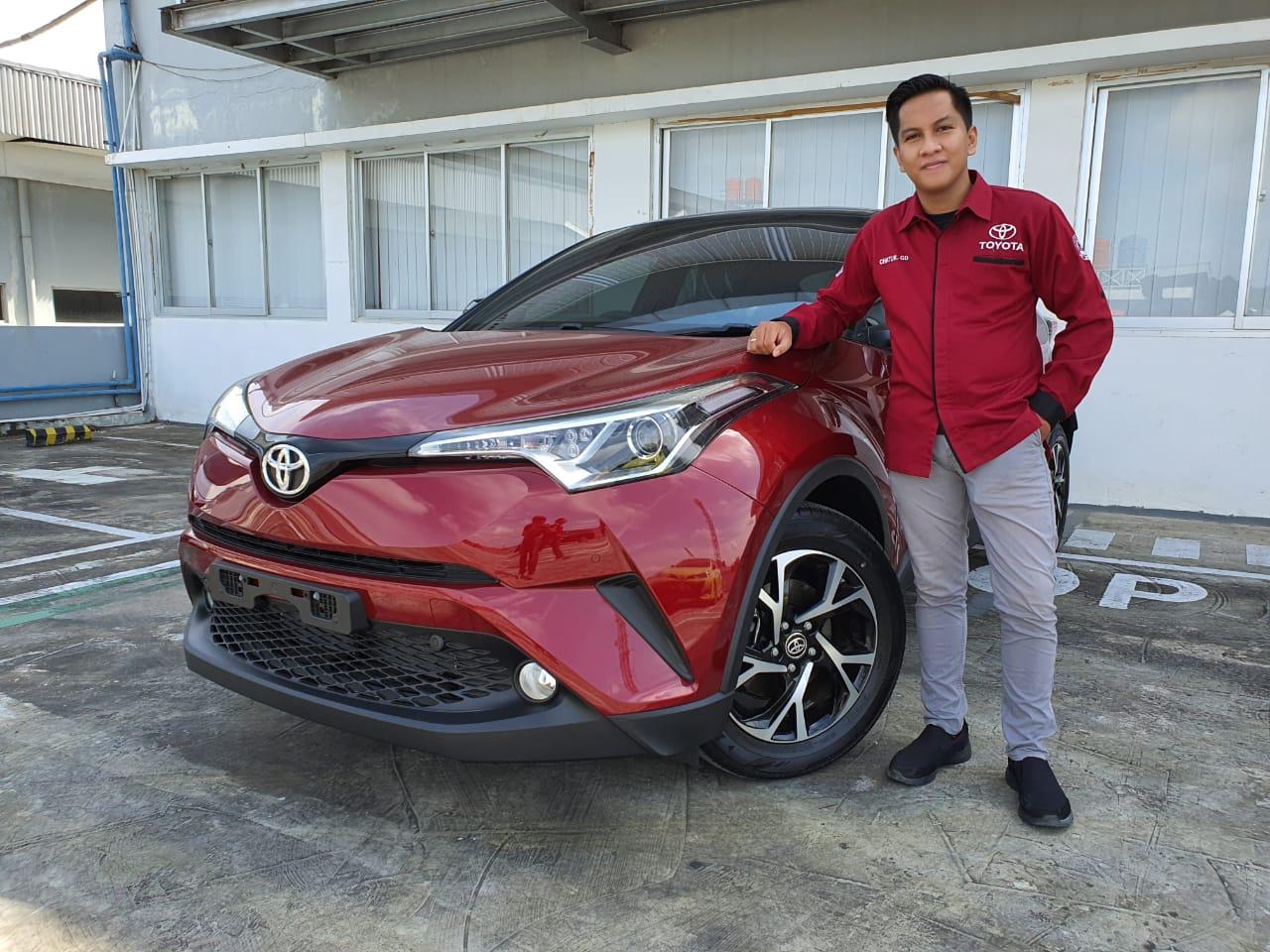 Showroom Mobil Toyota Kutai Barat